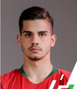 Андре Силва сборная Португалии: профиль игрока ЧМ 2018