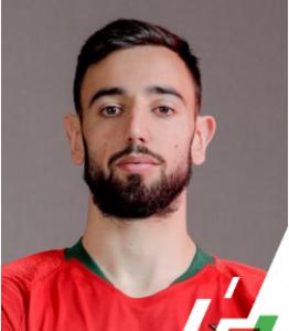 Бруну Фернандеш сборная Португалии: профиль игрока ЧМ 2018