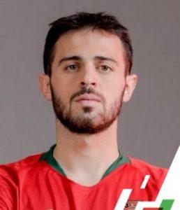 Бернарду Сила сборная Португалии: профиль игрока ЧМ 2018