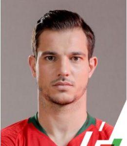 Седрик Суареш сборная Португалии: профиль игрока ЧМ 2018