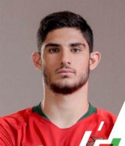 Гонсалу Гедеш сборная Португалии: профиль игрока ЧМ-2018