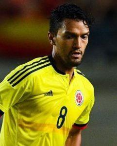 Абель Агилар Колумбия: профиль игрока ЧМ 2018