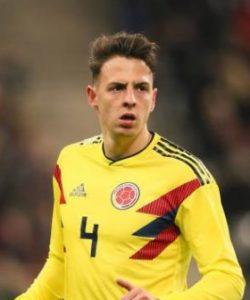 Сантьяго Ариас Колумбия: профиль игрока ЧМ 2018