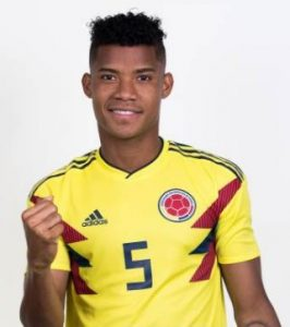Вильмар Барриос Колумбия: профиль игрока ЧМ 2018