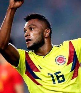 Мигель Борха Колумбия: профиль игрока ЧМ 2018
