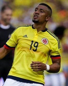 Фарид диас Колумбия: профиль игрока ЧМ 2018