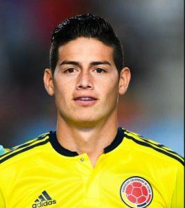Хамес Родригес Колумбия: профиль игрока ЧМ 2018