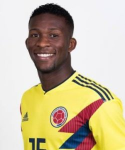 Джефферсон Лерма Колумбия: профиль игрока ЧМ 2018