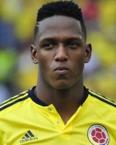 Ерри Мина Колумбия: профиль игрока ЧМ 2018