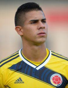 Хуан Кинтеро Колумбия: профиль игрока ЧМ 2018
