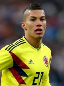 Матеус Урибе Колумбия: профиль игрока ЧМ 2018