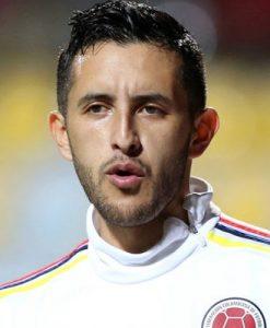 Камило Варгас Колумбия: профиль игрока ЧМ 2018
