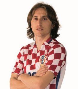 Лука Модрич сборная Хорватии: профиль игрока ЧМ-2018