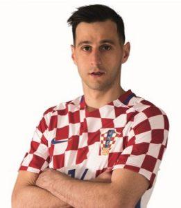 Никола Калинич сборная Хорватии: профиль игрока ЧМ-2018