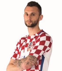 Марсело Брозович сборная Хорватии: профиль игрока ЧМ-2018