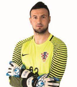Даниель Субашич сборная Хорватии: профиль игрока ЧМ-2018