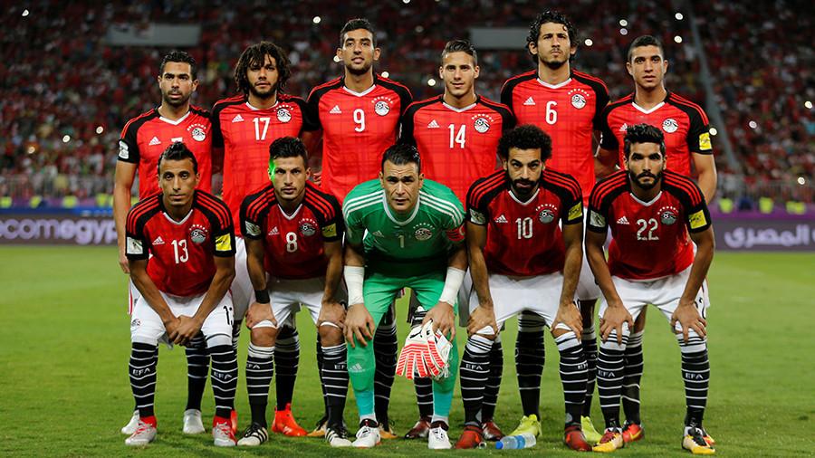 Сборная команда Египта ЧМ 2018 группа А