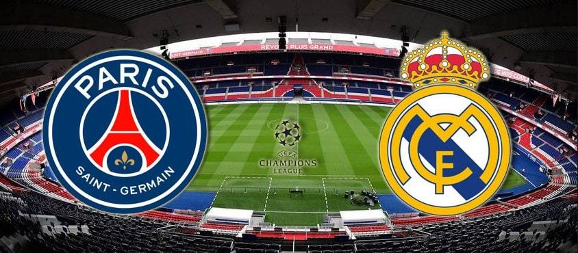Обзор матча ПСЖ - Реал. Мадрид в 1/4 финала Лиги Чемпионов
