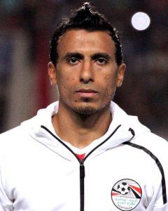 Мохамед Абдель-Шафи Египет: профиль игрока ЧМ 2018