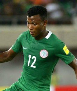 Шеху Абдуллахи Нигерия: профиль игрока ЧМ 2018