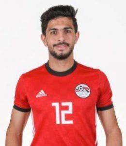 Айман Ашраф Египет: профиль игрока ЧМ 2018
