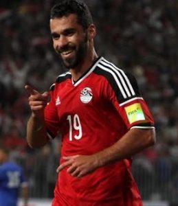 Абдаллах Саид Египет: профиль игрока ЧМ 2018