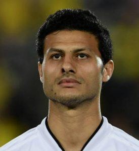 Мохамед Эль-Шенави Египет: профиль игрока ЧМ 2018