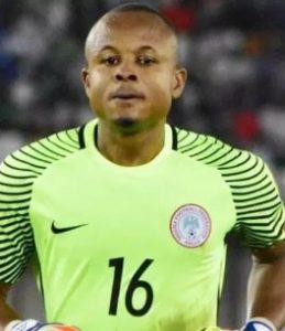 Икечукву Эзенва Нигерия: профиль игрока ЧМ 2018