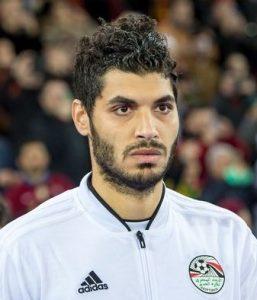 Али Габр Египет: профиль игрока ЧМ 2018