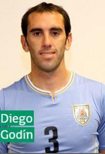Диего Годин Уругвай: профиль игрока ЧМ 2018