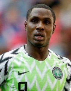 Одион Игало Нигерия: профиль игрока ЧМ 2018