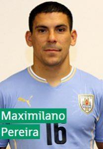 Макси Перейра Уругвай: профиль игрока ЧМ 2018