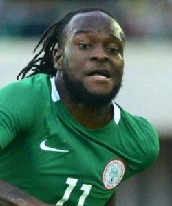 Виктор Мозес Нигерия: профиль игрока ЧМ 2018