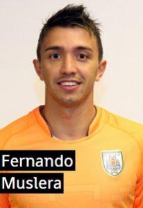 Фернандо Муслера Уругвай: профиль игрока ЧМ 2018