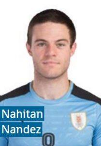 Найтан Нандес Уругвай: профиль игрока ЧМ 2018