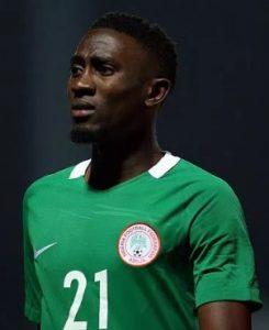 Вилфред Ндиди Нигерия: профиль игрока ЧМ 2018