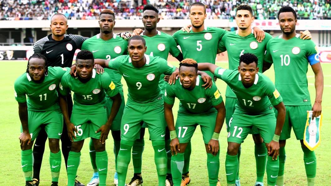 Сборная команда Нигерии едет на Чемпионат мира побеждать