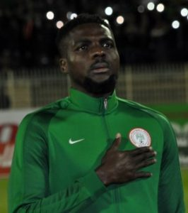 Джон Огу Нигерия: профиль игрока ЧМ 2018