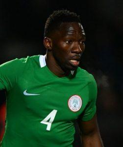 Кеннет Омеруо Нигерия: профиль игрока ЧМ 2018