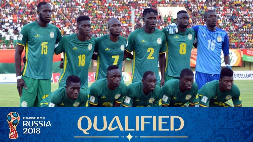 Сумеет команда Сенегала наделать шороху на российском Чемпионате мира
