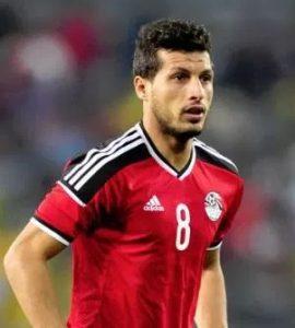 Тарек Хамед Египет: профиль игрока ЧМ 2018