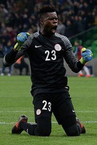 Фрэнсис Узохо Нигерия: профиль игрока ЧМ 2018