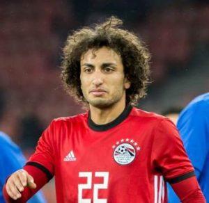Амр Варда Египет: профиль игрока ЧМ 2018