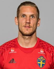 Робин Ольсен Швеция: профиль игрока Швеция 2018