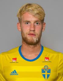 Филип Хеландер Швеция: профиль игрока ЧМ 2018