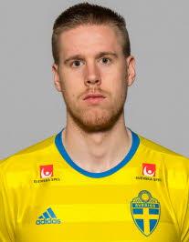 Понтус Янссон Швеция: профиль игрока ЧМ 2018
