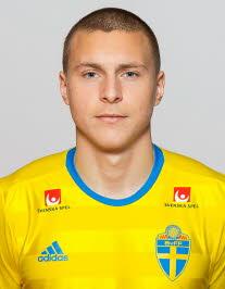 Виктор Линделёф Швеция: профиль игрока ЧМ 2018