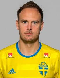 Андреас Гранквист Швеция: профиль игрока ЧМ 2018
