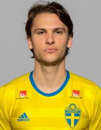 Альбин Экдаль Швеция: профиль игрока ЧМ 2018