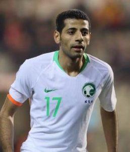 Таисир Аль-Джассим Сауд. Аравия: профиль игрока ЧМ 2018